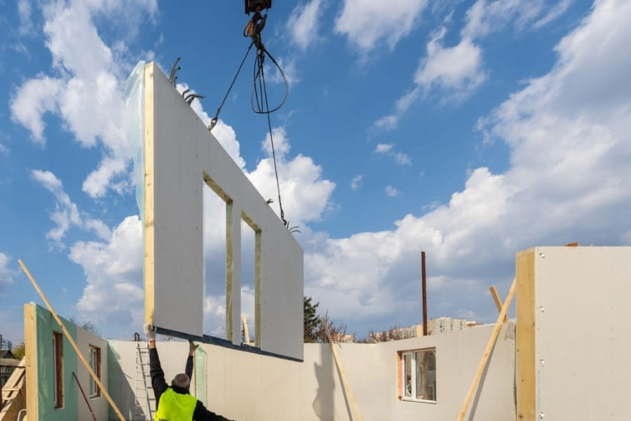 Measuring A Home Builder's Efficiency