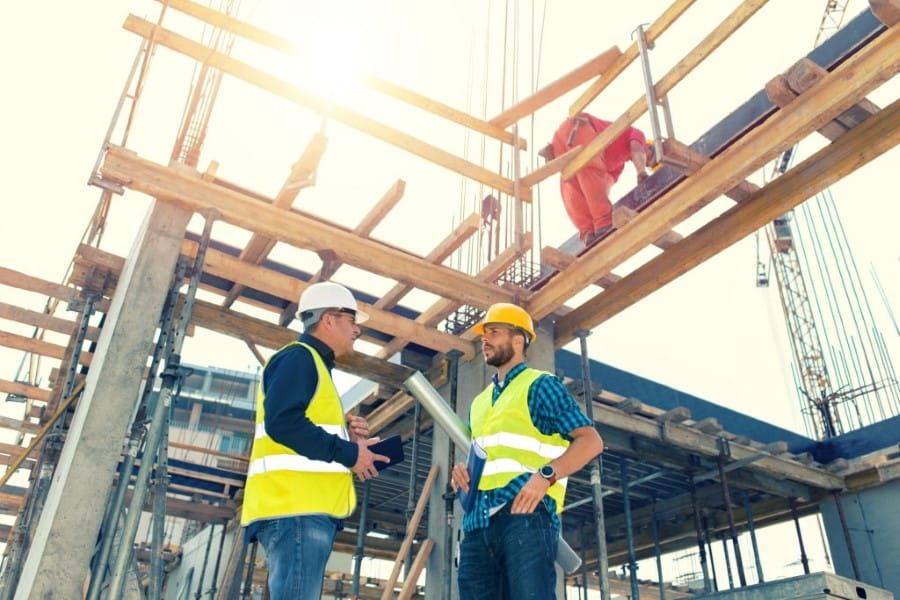 Home construction experts