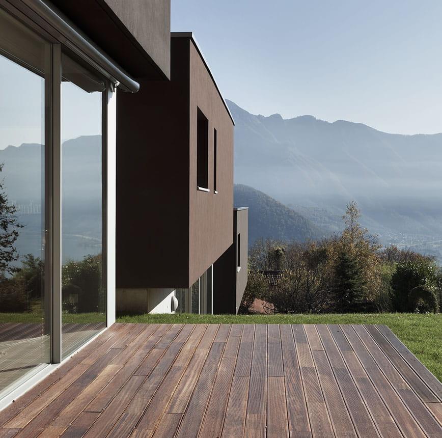 exterior design - Luxury Homebuilders